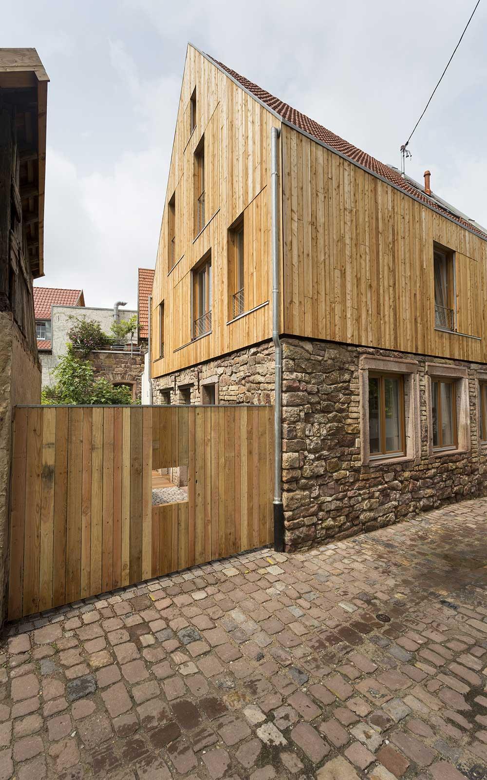Das Vogelhaus, Heidelberg Rohrbach, Kochhan und Weckbach Architekten Heidelberg