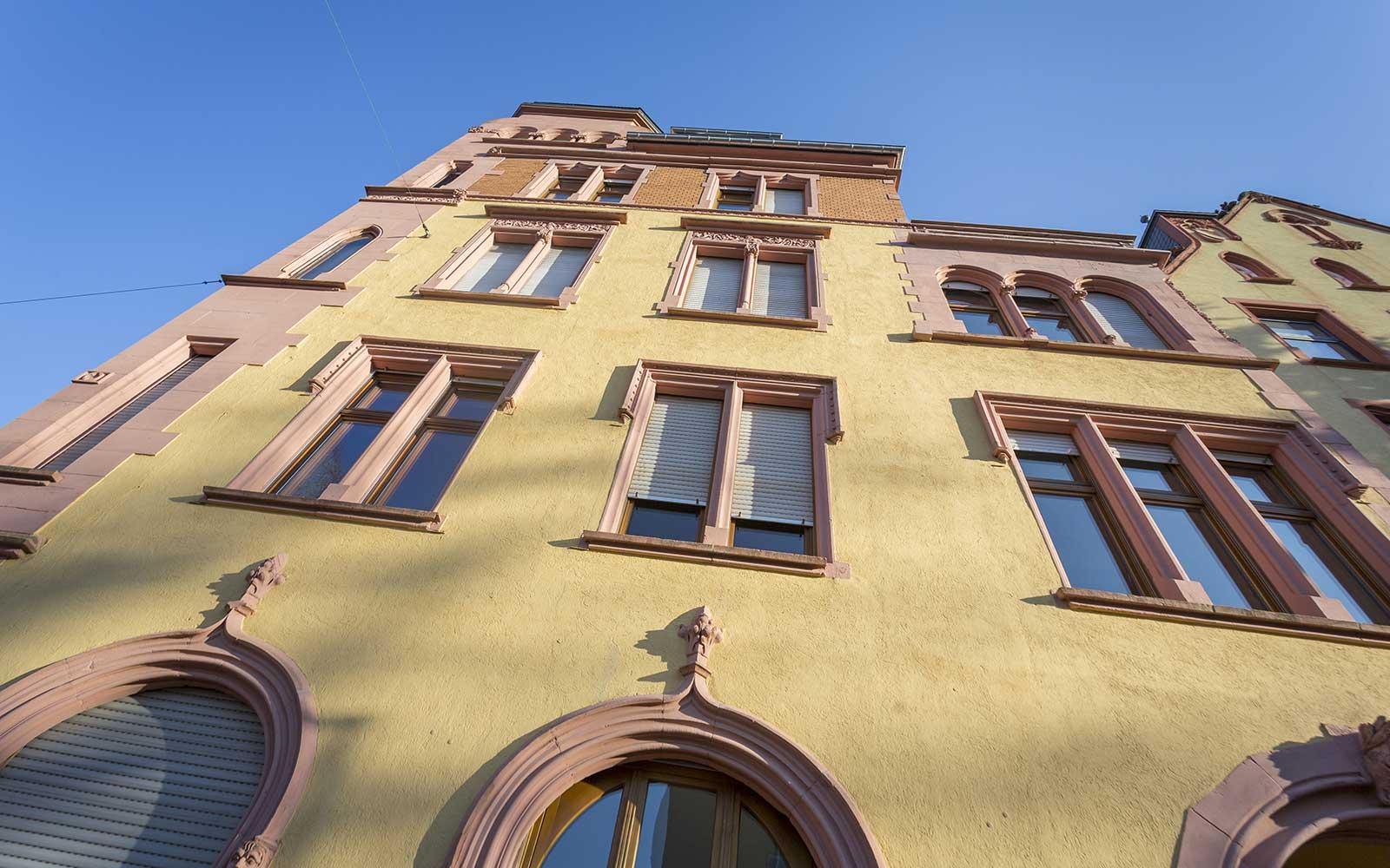 Jugendstilhaus in der Weststadt, Kochhan und Weckbach Architekturbüro Heidelberg