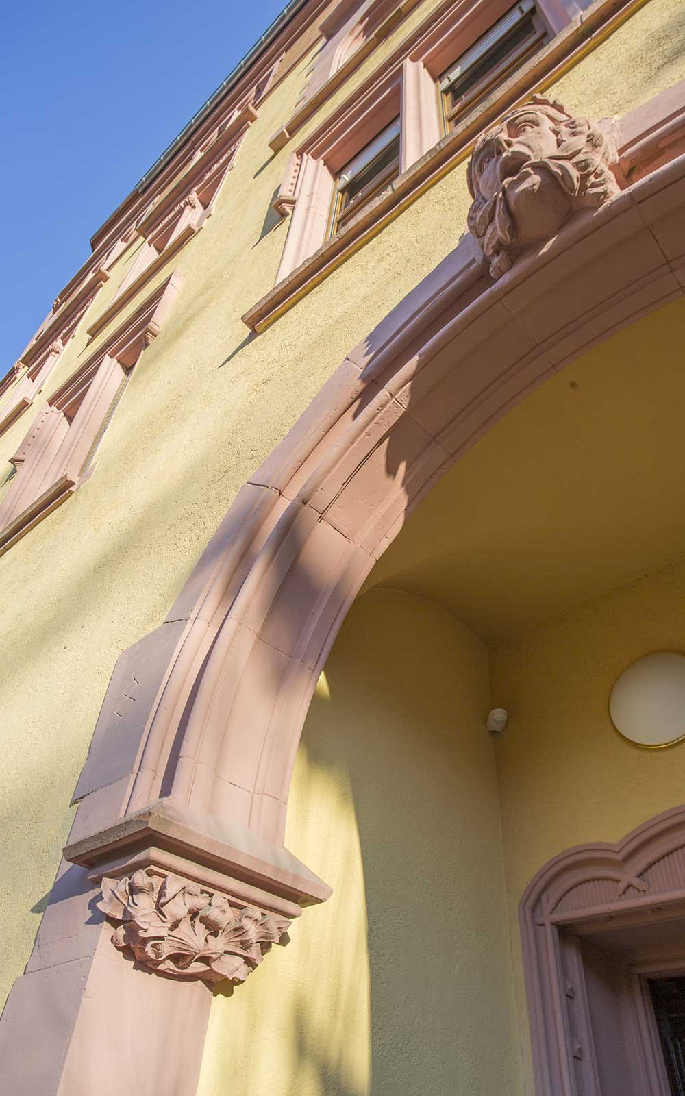 Jugendstilhaus in der Weststadt, Heidelberg, Architekturbüro: Kochhan und Weckbach